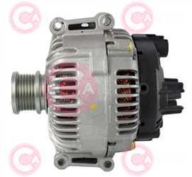 CAL15349 SIDE VALEO Type 12V 180Amp PFR6
