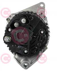 CAL15350 BACK VALEO Type 12V 110Amp PR6