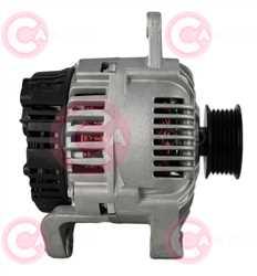 CAL15350 SIDE VALEO Type 12V 110Amp PR6