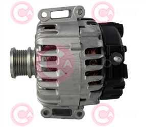 CAL15352 SIDE VALEO Type 12V 220Amp PFR6