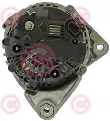 CAL15358 BACK VALEO Type 12V 150Amp PR5