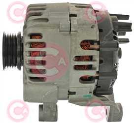 CAL15358 SIDE VALEO Type 12V 150Amp PR5