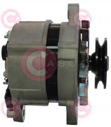 CAL15361 SIDE VALEO Type 12V 70Amp PV1