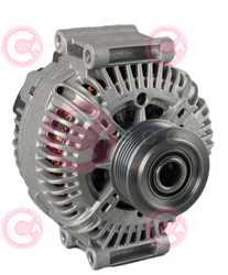 CAL15365 FRONT VALEO Type 12V 150Amp PFR6