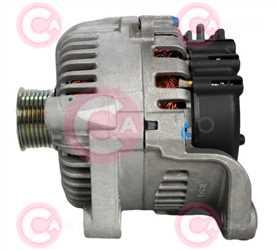 CAL15367 SIDE VALEO Type 12V 180Amp PR7