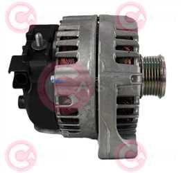 CAL15368 SIDE VALEO Type 12V 180Amp PR6
