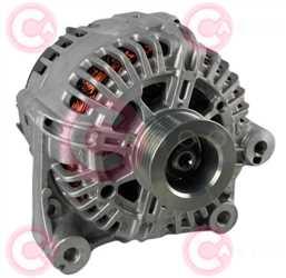 CAL15387 FRONT VALEO Type 12V 150Amp PR6