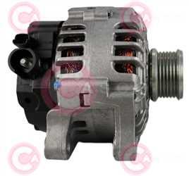 CAL15388 SIDE VALEO Type 12V 90Amp PFR6