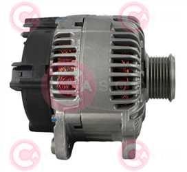 CAL15390 SIDE VALEO Type 12V 180Amp PFR7