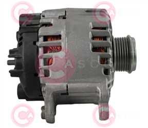 CAL15399 SIDE VALEO Type 12V 180Amp PFR6
