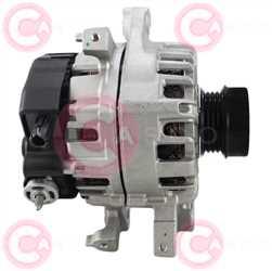 CAL15401 SIDE VALEO Type 12V 90Amp PFR4