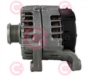 CAL15402 SIDE VALEO Type 12V 220Amp PFR6