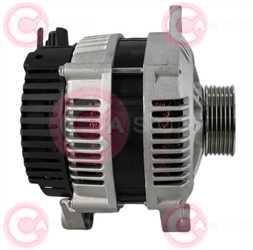 CAL15412 SIDE VALEO Type 12V 120Amp PR6