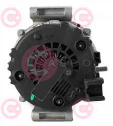 CAL15434 BACK VALEO Type 12V 220Amp PR6