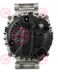 CAL15453 BACK VALEO Type 12V 120Amp PR7