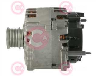 CAL15458 SIDE VALEO Type 12V 140Amp PFR6