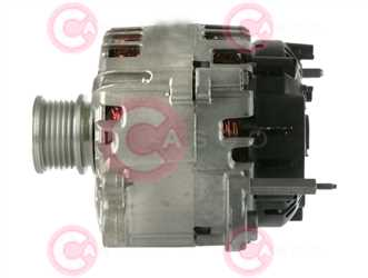 CAL15461 SIDE VALEO Type 12V 140Amp PFR6
