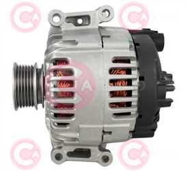 CAL15481 SIDE VALEO Type 12V 150Amp PFR6