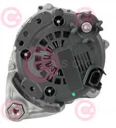 CAL15484 BACK VALEO Type 12V 180Amp PR6