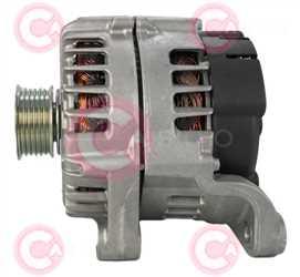 CAL15484 SIDE VALEO Type 12V 180Amp PR6