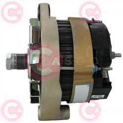 CAL15490 SIDE VALEO Type 12V 60Amp