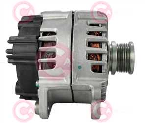 CAL15491 SIDE VALEO Type 12V 200Amp PFR6