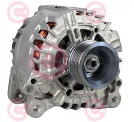CAL15492 FRONT VALEO Type 12V 180Amp PR6