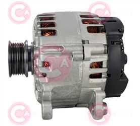 CAL15492 SIDE VALEO Type 12V 180Amp PR6