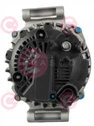 CAL15493 BACK VALEO Type 12V 120Amp PFR6
