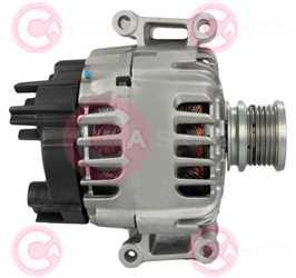 CAL15493 SIDE VALEO Type 12V 120Amp PFR6