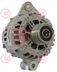 CAL15499 FRONT VALEO Type 12V 120Amp PFR6