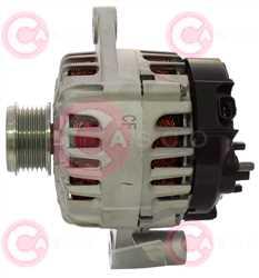 CAL15499 SIDE VALEO Type 12V 120Amp PFR6