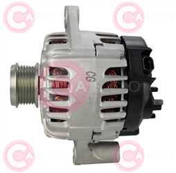 CAL15500 SIDE VALEO Type 12V 140Amp PFR6
