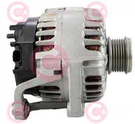 CAL15506 SIDE VALEO Type 12V 140Amp PFR6