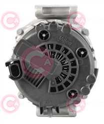 CAL15512 BACK VALEO Type 12V 180Amp PR6