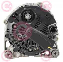 CAL15513 BACK VALEO Type 12V 150Amp PR7