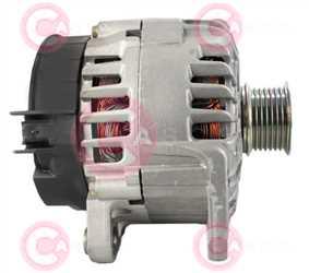 CAL15513 SIDE VALEO Type 12V 150Amp PR7