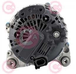CAL15514 BACK VALEO Type 12V 180Amp PR6