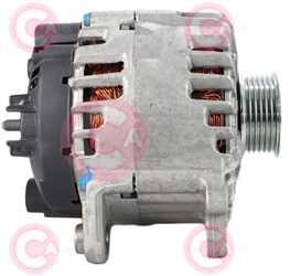 CAL15514 SIDE VALEO Type 12V 180Amp PR6