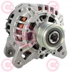 CAL15517 FRONT VALEO Type 12V 95Amp PFR6