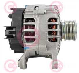 CAL15517 SIDE VALEO Type 12V 95Amp PFR6