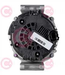 CAL15519 BACK VALEO Type 12V 180Amp PFR7