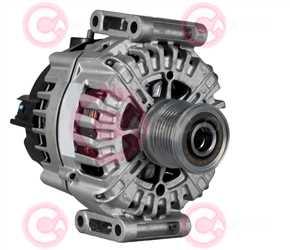 CAL15519 SIDE VALEO Type 12V 180Amp PFR7