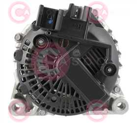 CAL15520 BACK VALEO Type 12V 150Amp PFR6