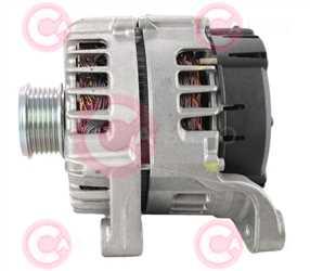 CAL15525 SIDE VALEO Type 12V 220Amp PR6