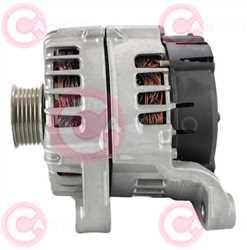 CAL15526 SIDE VALEO Type 12V 220Amp