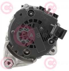 CAL15528 BACK VALEO Type 12V 220Amp