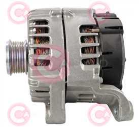 CAL15528 SIDE VALEO Type 12V 220Amp