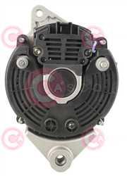 CAL15535 BACK VALEO Type 12V 55Amp PR5