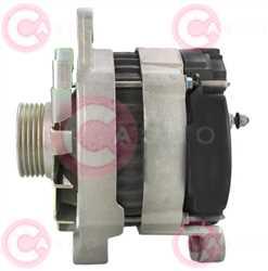 CAL15535 SIDE VALEO Type 12V 55Amp PR5